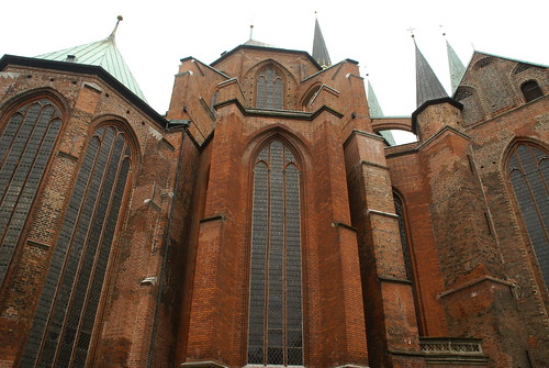 St. Catherine's Church, Lubeck