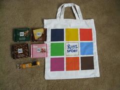Ritter Sport Facebook Giveaway