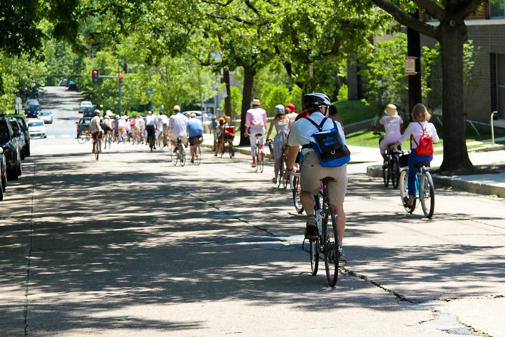 seersucker social bike ride