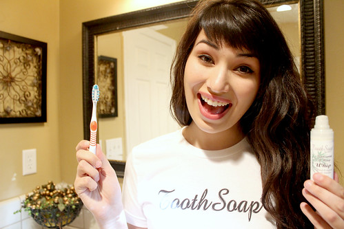 Tooth Soap!