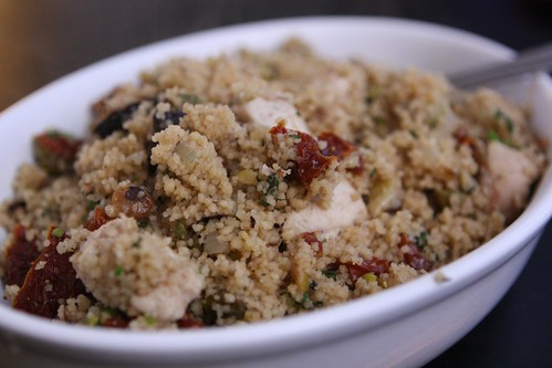 Egyptian Cous Cous