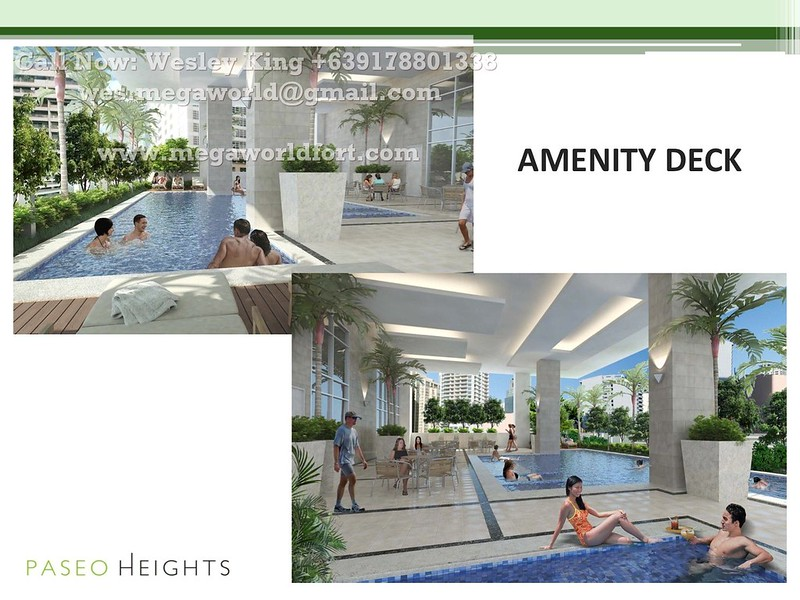 Paseo Heights Amenities