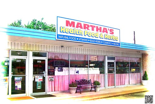 Martha's Health Food & Herbs