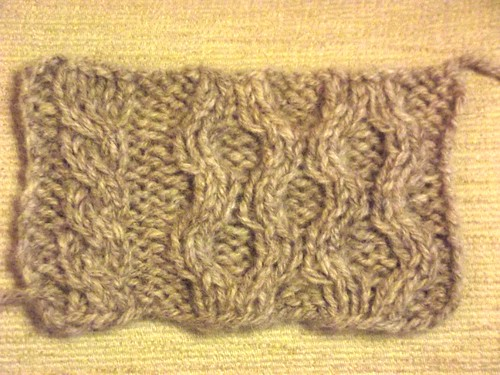Woolsack swatch