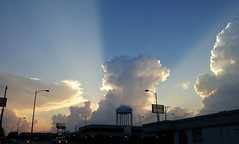 Clouds over Columbia