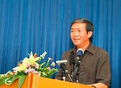 Đồng chí Đinh Thế Huynh: Tiếp tục đẩy mạnh việc học tập và làm theo tấm gương đạo đức Hồ Chí Minh