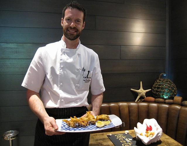 Tableau's Chef Marc-André Choquette