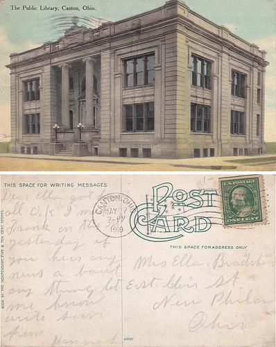 Public Library - Canton Ohio