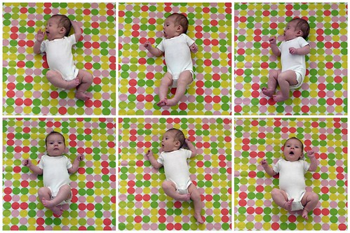 Two Months Collage