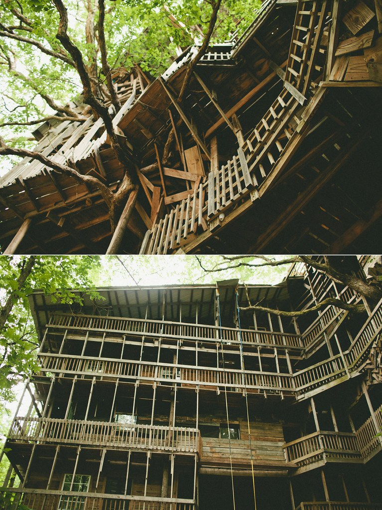 Minister's Tree House