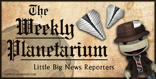 Weekly Plantarium Logo