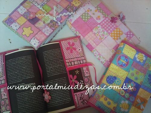 Carinho com seus livros! by miudezas_miudezas