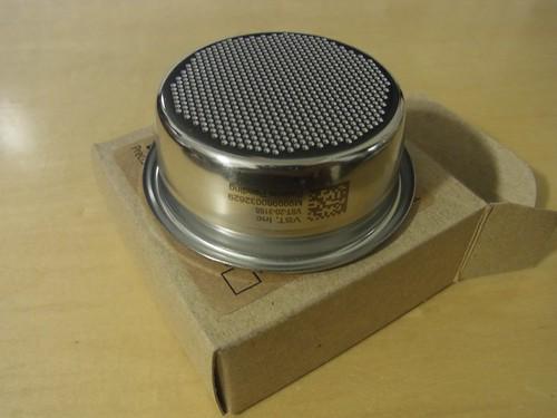 VST Precision Filter Basket