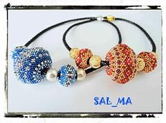 Collares Morbol-Mini Morbol by SAL_MA