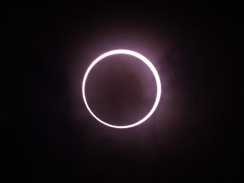 2012/5/21 金環日食