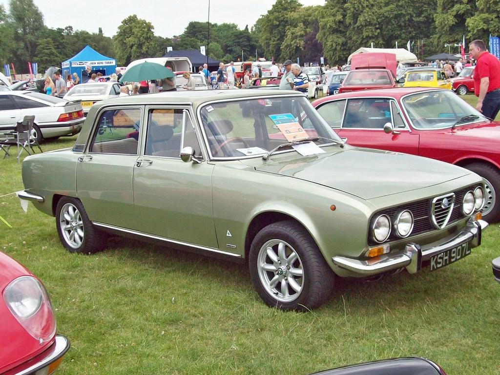 1 alfa romeo 2000 berlina (1972) - a photo on flickriver