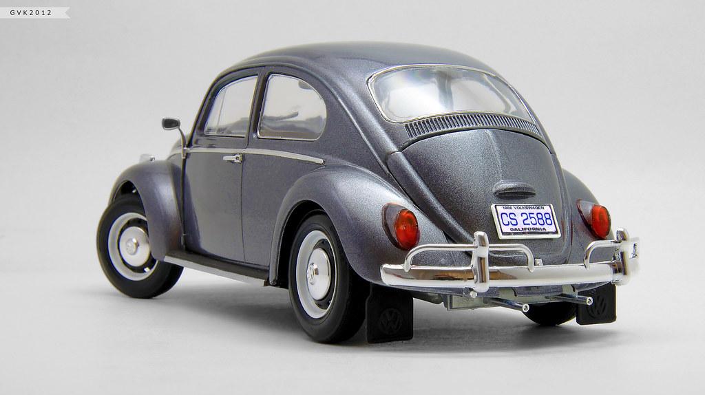 1966 Volkswagen Beetle 1300 7256197444_09529dd819_b