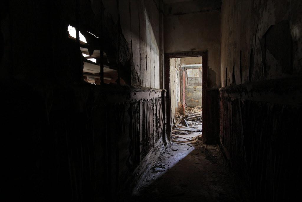 Harlem Renaissance Hallway