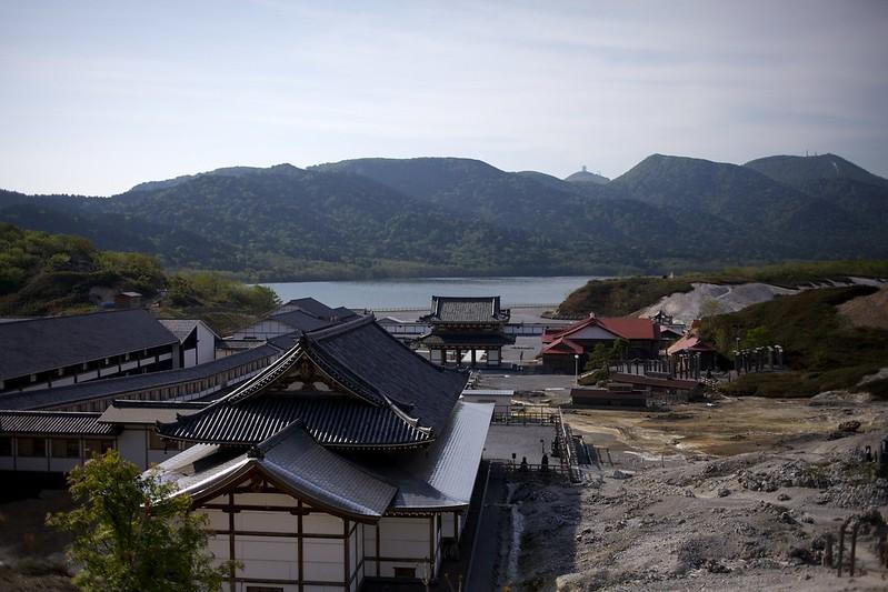 青森2012 恐山 釜臥山