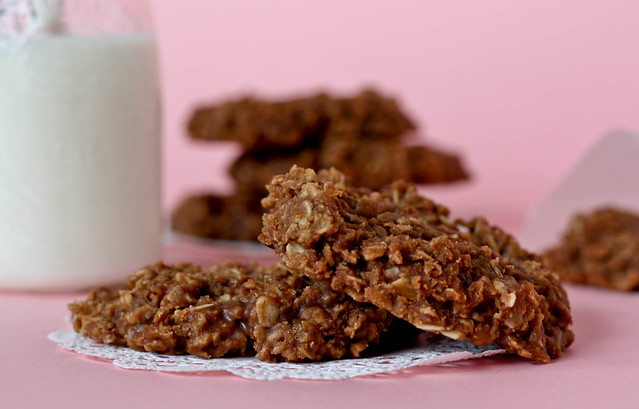 No Bake Cookies from Confessions of a Cookbook Queen