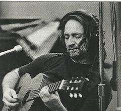 1974 New York City: Willie Nelson by David Gahr (Rolling Stone Magazine - Date N/A)