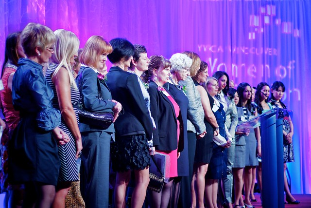 YWCA Women of Distinction Awards 2012
