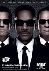 Siyah Giyen Adamlar 3 - Men In Black 3 (2012)