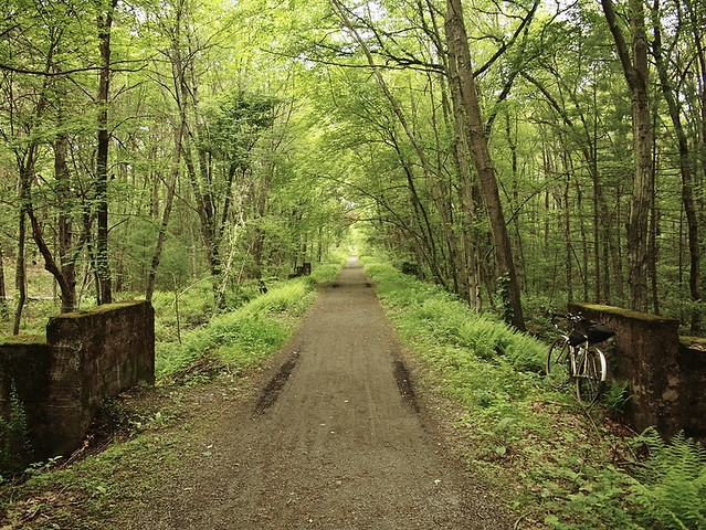 Narrow Gauge Rail Trail