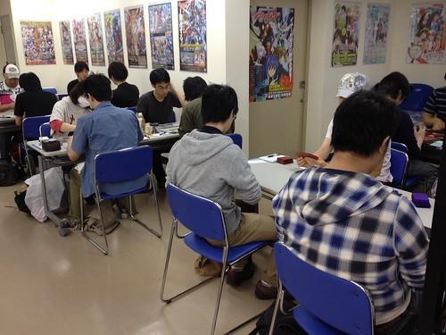 LMC Chiba Ekimae 413th : Hall