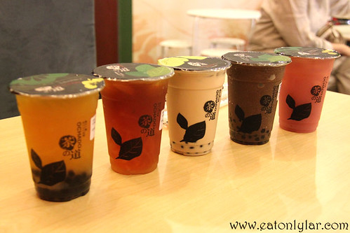 Bubble Tea, Ochado