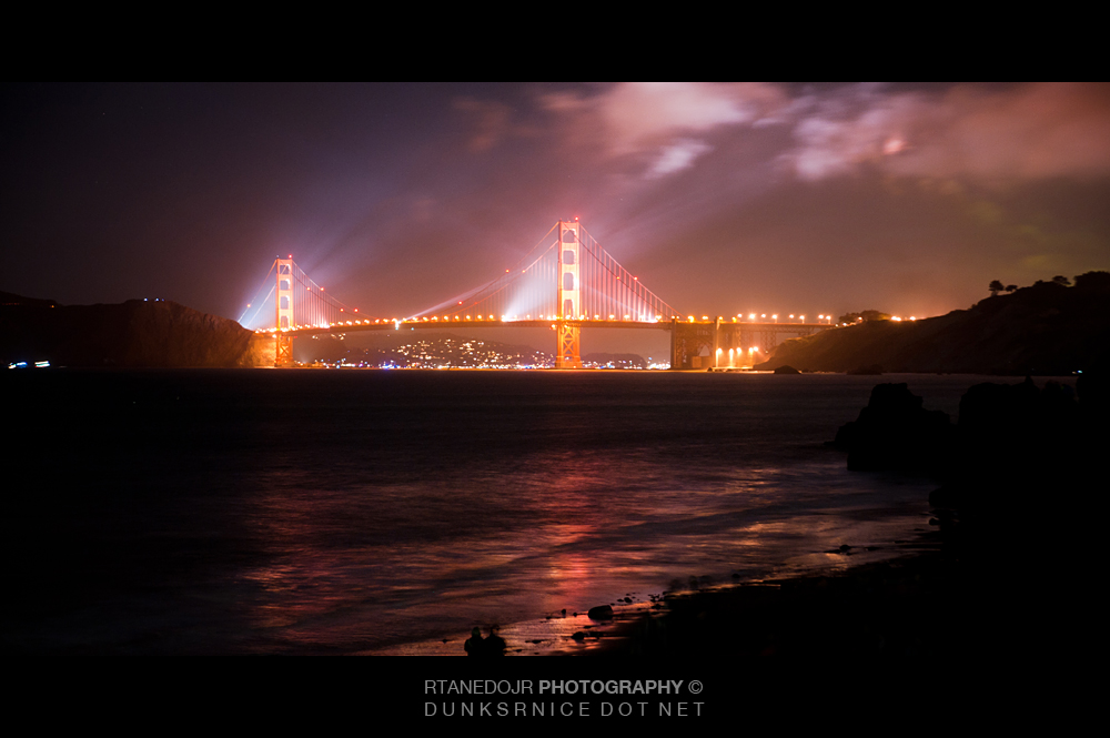 Golden Gate Bridge 75th Anniversary.