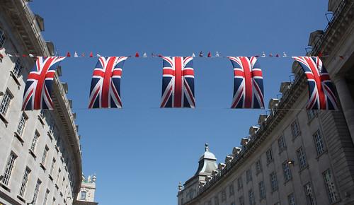 Diamond Jubilee Flags