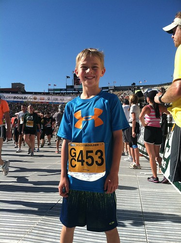 Tobey after 2012 Bolder Boulder