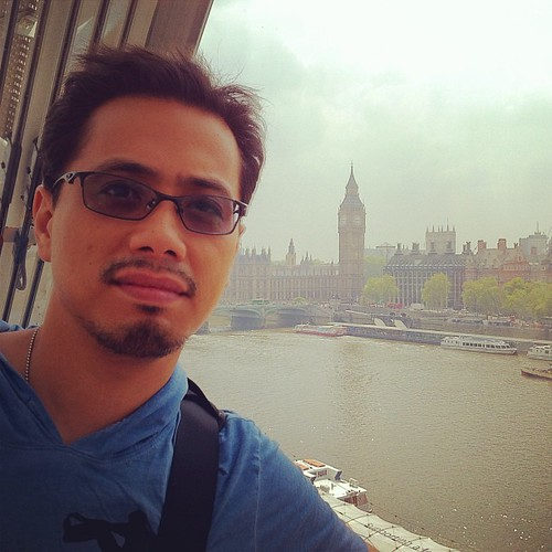 London Calling by phatfreemiguel