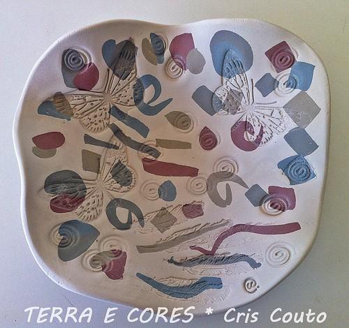 Prato Borboletas- Modelagem by cris couto 73