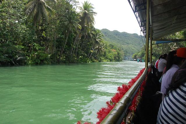 Loboc river cruise 2