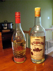 El Tequileno and Don Roberto, two excellent mid-priced tequilas