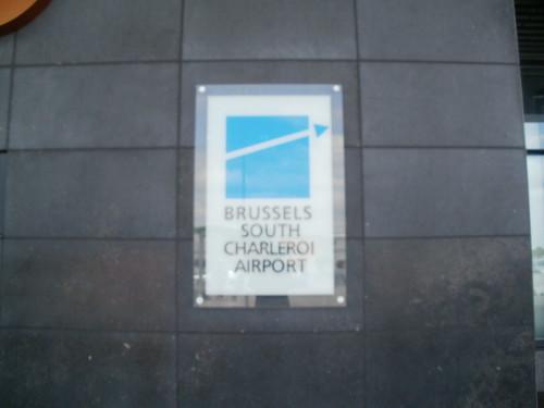 Aeropuerto Bruselas Charleroi