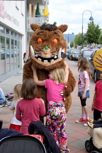 the gruffalo is in town!