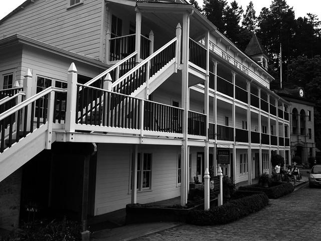 Hotel De Haro, Roche Harbor