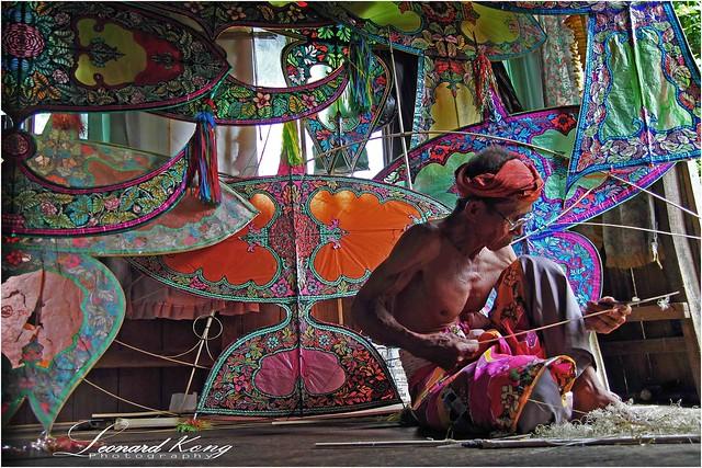 Malay Traditional Kites
