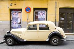 automobile, vehicle, citroã«n traction avant, antique car, sedan, classic car, vintage car, land vehicle, luxury vehicle, motor vehicle, classic,