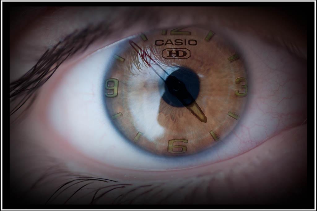 Ojo - Reloj