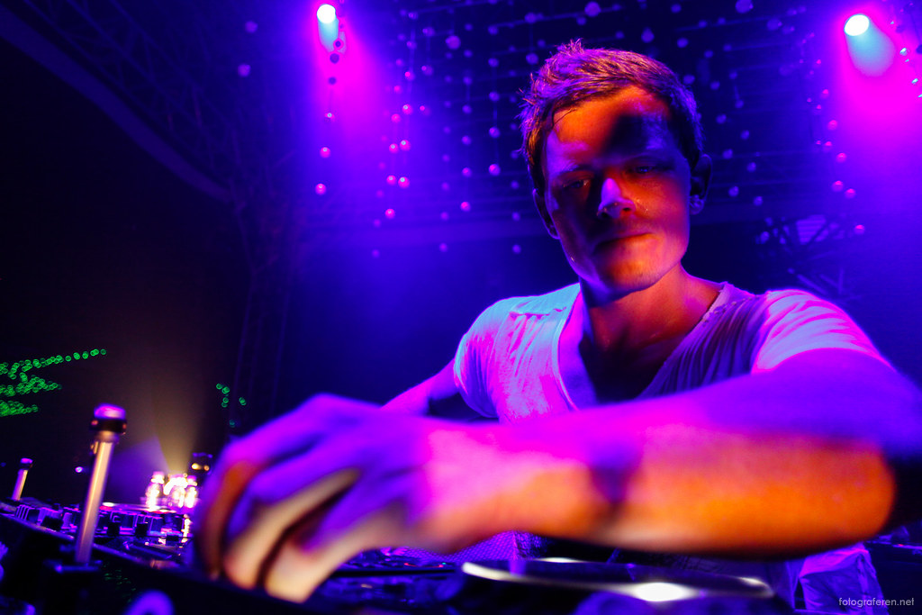 Up close with Fedde le Grand @ Sensation Brasil 2012.