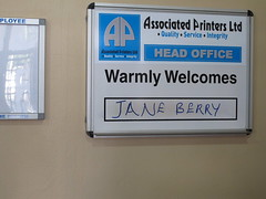 Welcome to Jane Berry