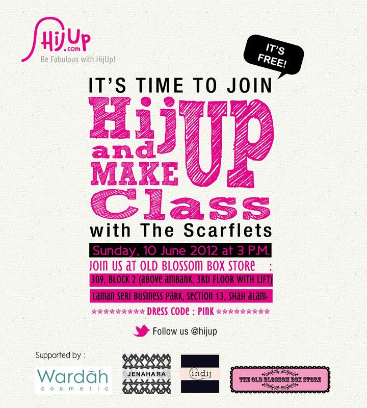 invitation hijup class