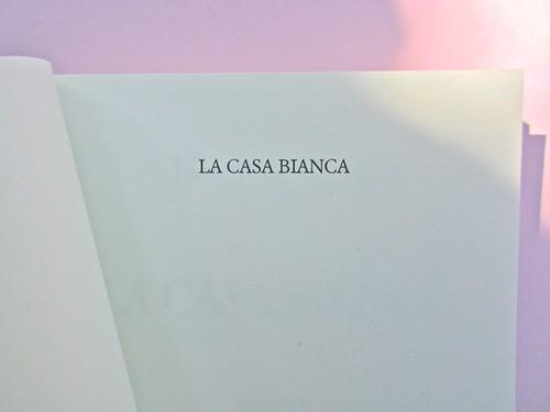 Herman Bang, La casa bianca. Iperborea 2012. [responsabilità grafica non indicata]. Pagina dell'occhiello (part.), 1