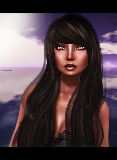 Amacci Skin - Mirelle (Ebony) - 08 Posh
