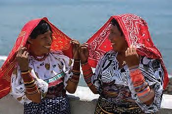 Kuna Indian Women