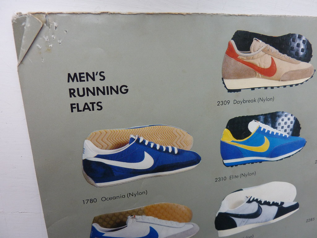size 40 afdd1 f4d3e Nike 1980 Collection Poster Details